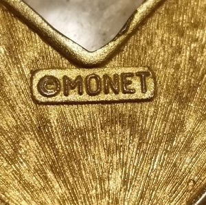 Vintage Monet necklace. PM 747